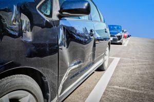当て逃げされた際の自動車保険の適用はどうなっているの?